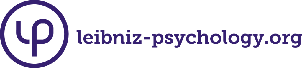 Logo for ZPID, the Leibniz Institute for Psychology